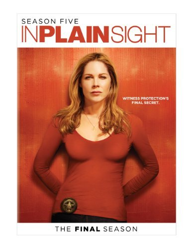 In Plain Sight In Plain Sight Season 5 Aws Nr 2 DVD