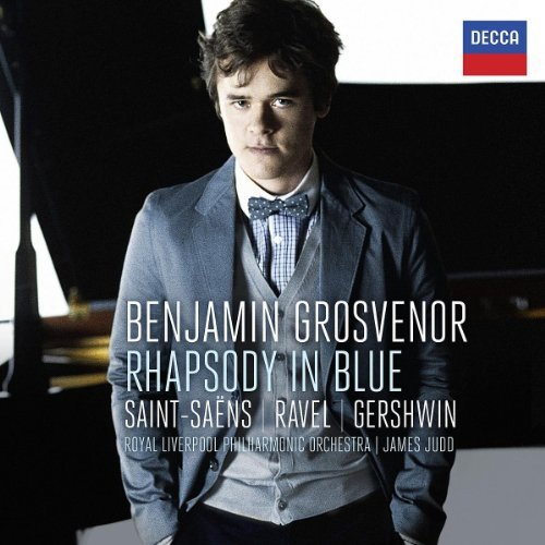 Saint Saens Ravel Gershwin Rhapsody In Blue Grosvenor*benjamin Royal Liverpool Philharmonic O