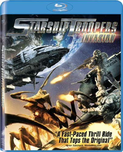 Starship Troopers Invasion Starship Troopers Invasion R Incl. Uv