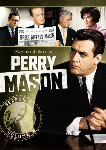 Perry Mason Perry Mason Vol. 1 Season 7 Nr 4 DVD