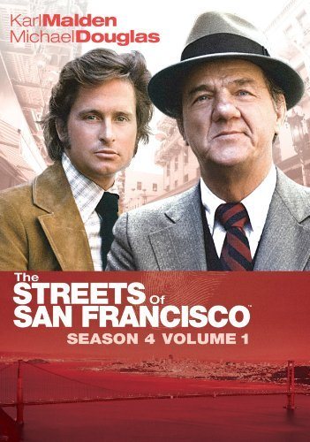 Streets Of San Francisco Season 4 Vol. 1 Nr 3 DVD