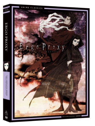 Ergo Proxy Box Set Classic Ergo Proxy Tvma 7 DVD