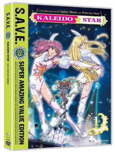 Kaleido Star Season 1 S.A.V.E. Tv14 4 DVD