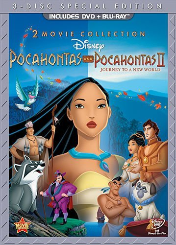 Pocahontas Pocahontas Journey Pocahontas Pocahontas Journey Ws Special Ed. Nr Incl. Br