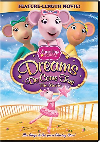 Angelina Ballerina Dreams Do Come True Ws Nr
