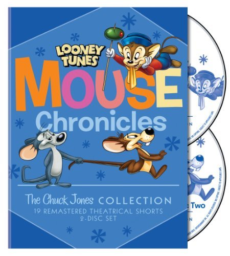 Looney Tunes Chuck Jones Mouse Looney Tunes Chuck Jones Mouse Nr 2 DVD