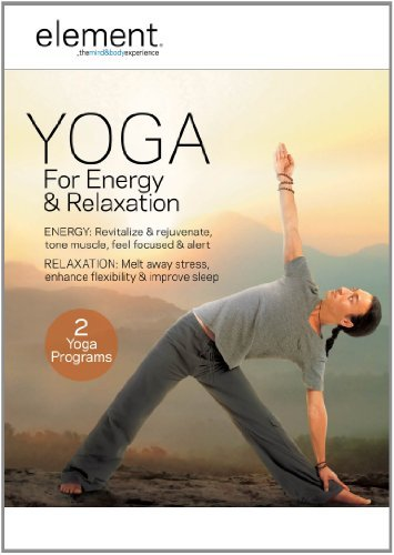 Yoga For Energy & Relaxation Element Nr