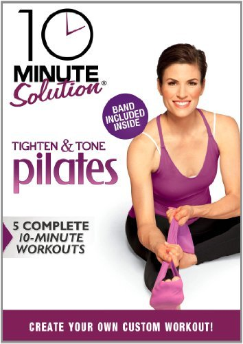 10 Ms Tighten & Tone Pilates 10 Ms Tighten & Tone Pilates Nr Incl. Band