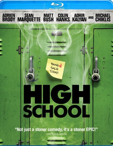 High School Bush Chiklis Marquette Blu Ray Ws R