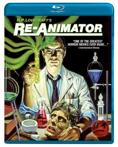 Re Animator (1985) Combs Abbott Crampton Blu Ray Ws R