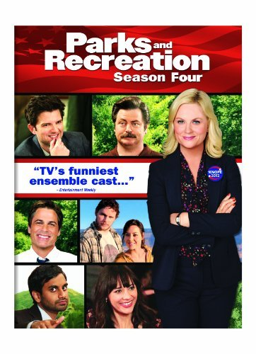 Parks & Recreation Season 4 DVD Nr 4 DVD