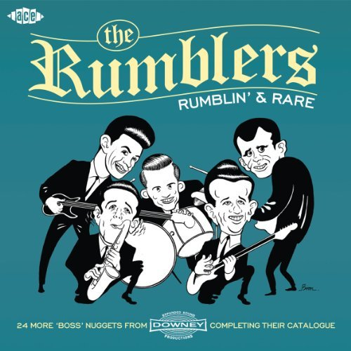 Rumblers Rumblin' & Rare Import Gbr