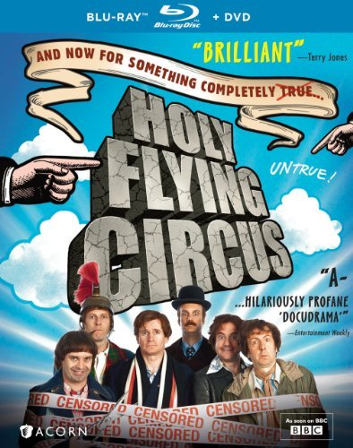 Holy Flying Circus Boyd Edwards Nr Incl. DVD