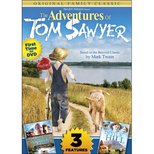 Adventures Of Tom Sawyer Brennan Hamilton Hall Ely Nr