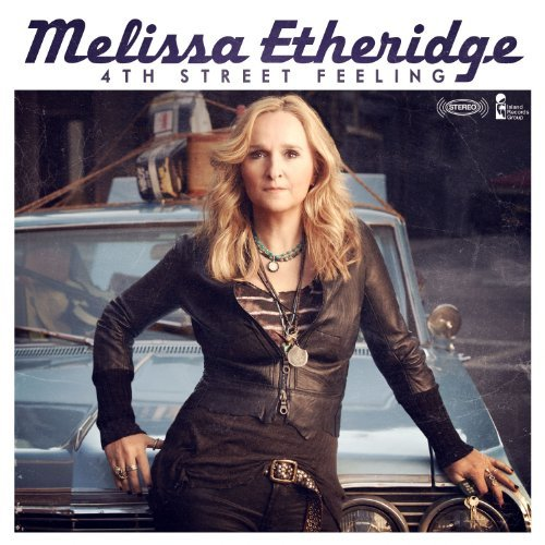 Melissa Etheridge 4th Street Feeling 2 Lp
