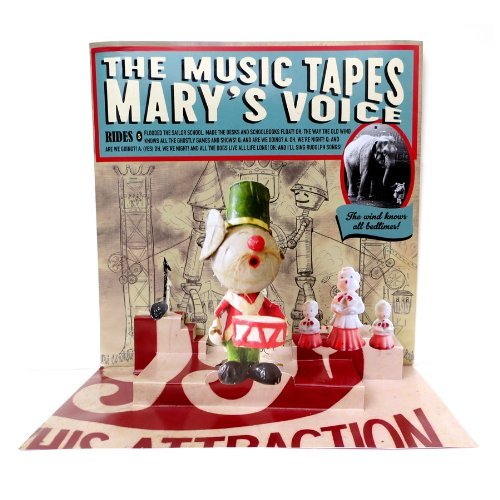 Music Tapes Mary's Voice Incl. Mp3 Download