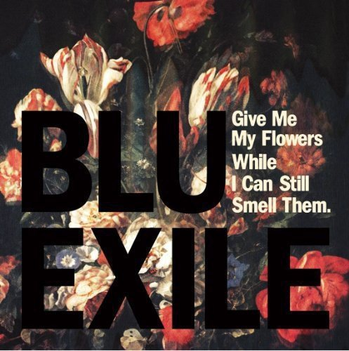 Blu & Exile Give Me My Flowers While I Can Red Vinyl 2 Lp Download Card