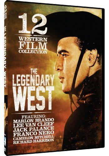 Legendary West Western Cinema Legendary West Western Cinema R 3 DVD