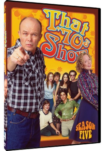 That 70's Show Season 5 DVD Season 5