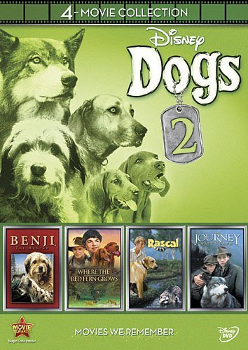 Dogs 2 Disney 4 Movie Collection Nr 4 DVD