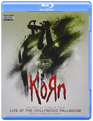 Korn Path Of Totality Tour Live At Blu Ray Explicit Version Nr Incl. CD
