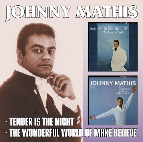 Johnny Mathis Tender Is The Night Wonderful 2 CD