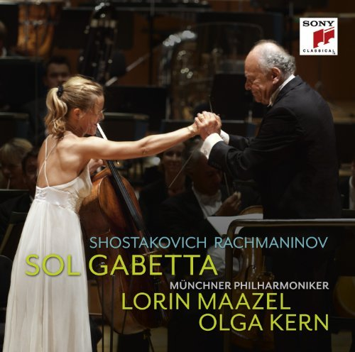 Sol Gabetta Shostakovich Cello Concerto No