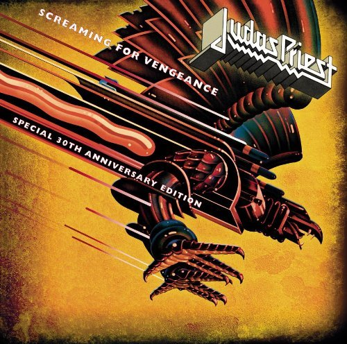 Judas Priest Screaming For Vengeance Specia 2 CD