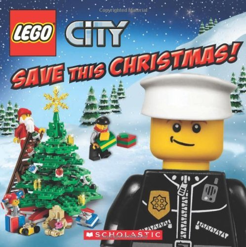 Rebecca L. Mccarthy Lego City Save This Christmas!