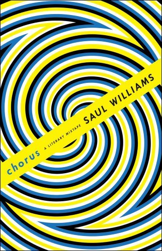 Saul Williams Chorus A Literary Mixtape