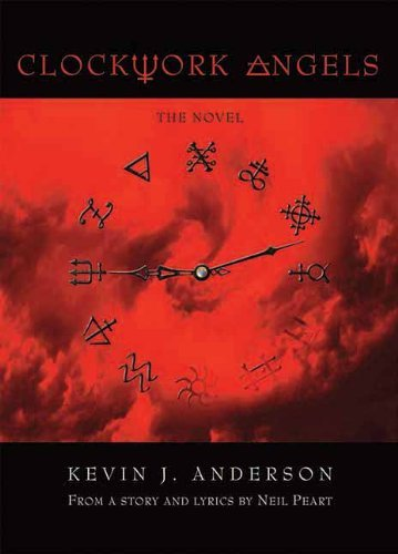 Kevin J. Anderson Clockwork Angels