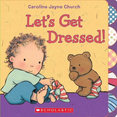Caroline Jayne Church Let's Get Dressed!