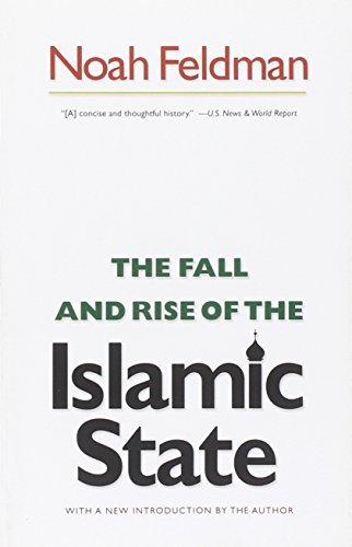 Noah Feldman The Fall And Rise Of The Islamic State With A New Intr