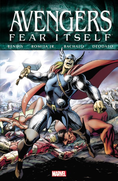 Brian Michael Bendis Fear Itself Avengers