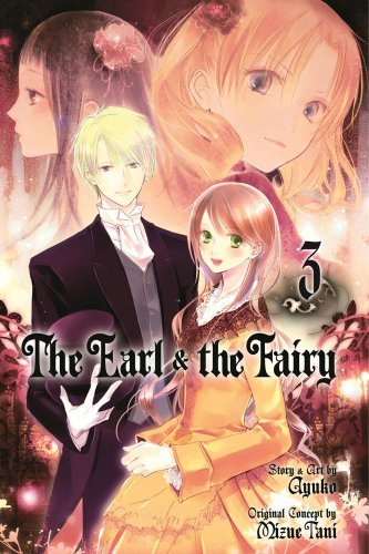 Ayuko The Earl & The Fairy Volume 3