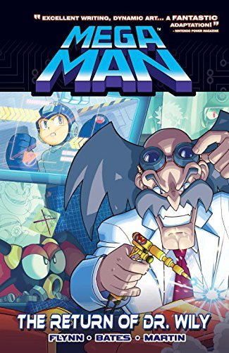 Ian Flynn Mega Man Volume 3 The Return Of Dr. Wily