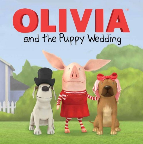 Tina Gallo Olivia And The Puppy Wedding