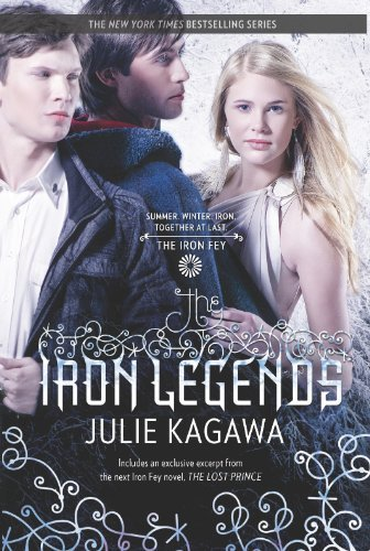 Julie Kagawa The Iron Legends