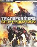 Transformers Fall Of Cybertron Official Strategy Guide