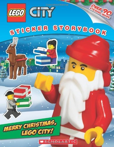 Inc Scholastic Lego City Merry Christmas Lego City!