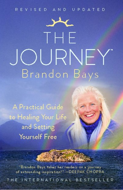 Brandon Bays The Journey A Practical Guide To Healing Your Life And Settin Reissue