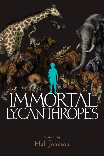 Hal Johnson Immortal Lycanthropes
