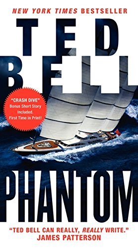 Ted Bell Phantom A New Alex Hawke Novel