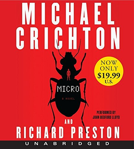 Michael Crichton Micro Low Price CD