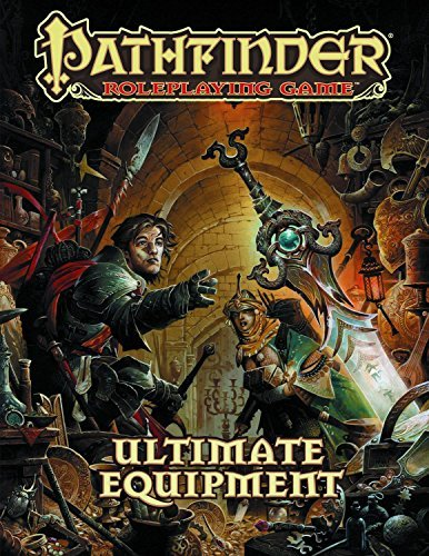 Jason Bulmahn Pathfinder Rpg Ultimate Equipment