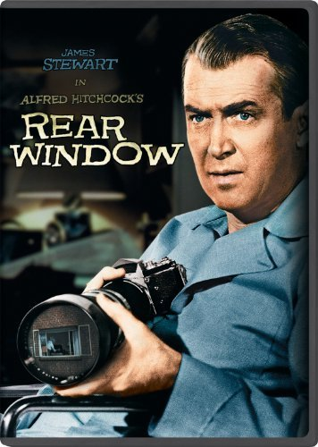 Rear Window Stewart Kelly Burr DVD Pg