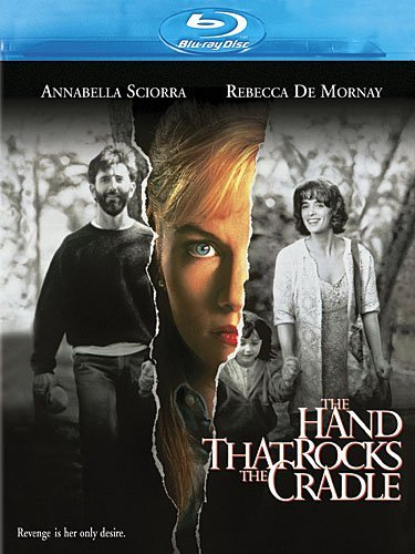 Hand That Rocks The Cradle Sciorra Demornay Blu Ray 20th Annv. R