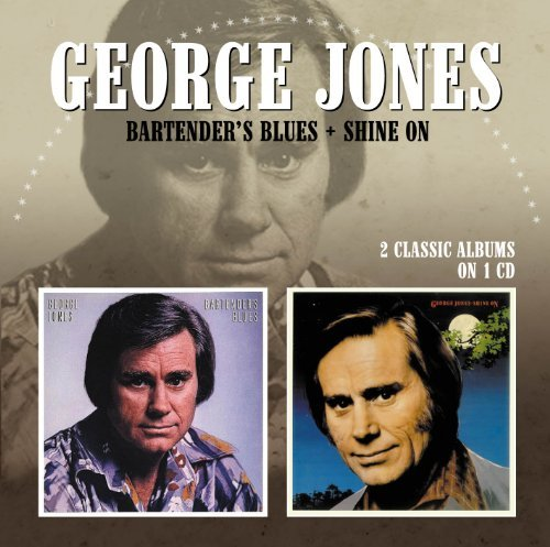 George Jones Bartender's Blues Shine On Import Gbr