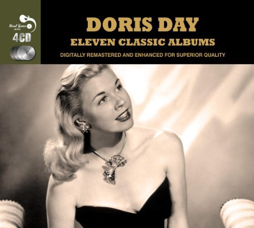Doris Day Eleven Classic Albums Import Gbr 4 CD