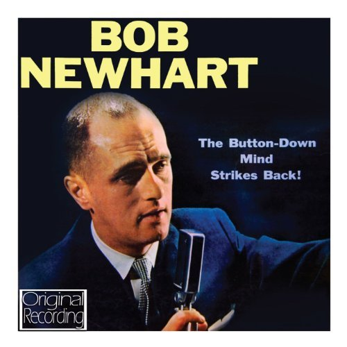 Bob Newhart Button Down Mind Strikes Back Import Gbr